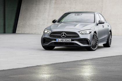 2022 Mercedes-Benz C-class 17