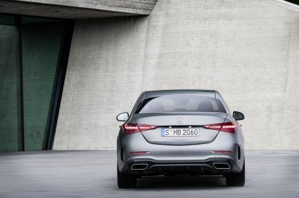 2022 Mercedes-Benz C-class 18
