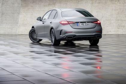 2022 Mercedes-Benz C-class 19