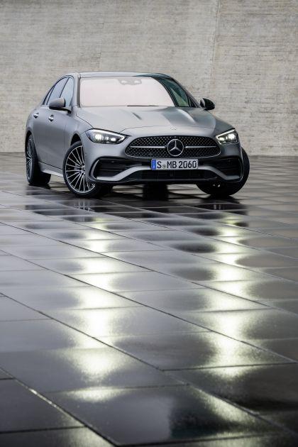 2022 Mercedes-Benz C-class 20