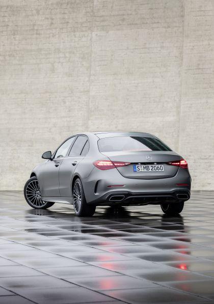 2022 Mercedes-Benz C-class 21