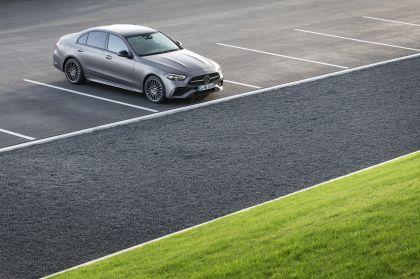 2022 Mercedes-Benz C-class 24