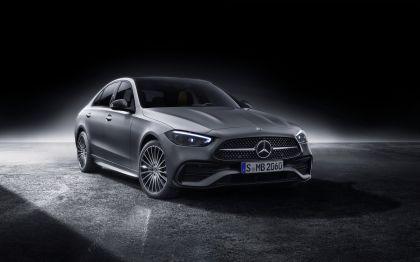 2022 Mercedes-Benz C-class 49