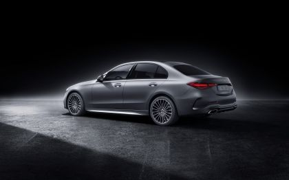2022 Mercedes-Benz C-class 54