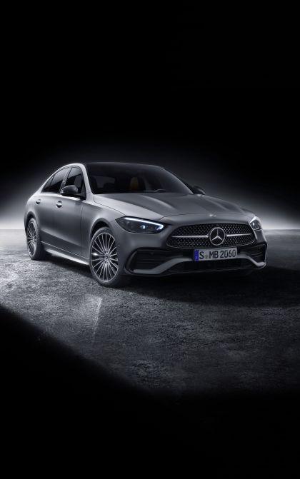 2022 Mercedes-Benz C-class 57