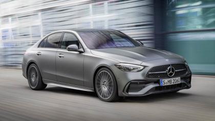 2022 Mercedes-Benz C-class 5