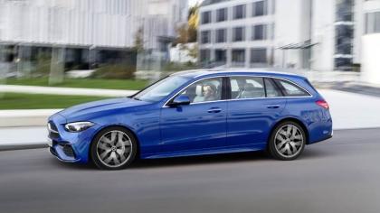 2022 Mercedes-Benz C-class Estate 4
