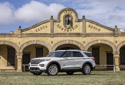 2021 Ford Explorer King Ranch 1