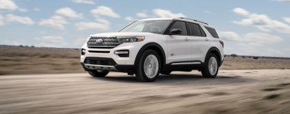 2021 Ford Explorer King Ranch 2