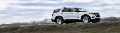 2021 Ford Explorer King Ranch 4