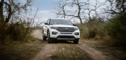 2021 Ford Explorer King Ranch 6
