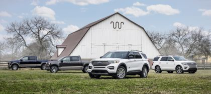 2021 Ford Explorer King Ranch 7