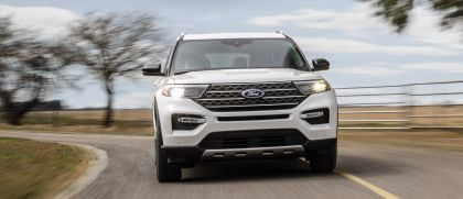 2021 Ford Explorer King Ranch 8