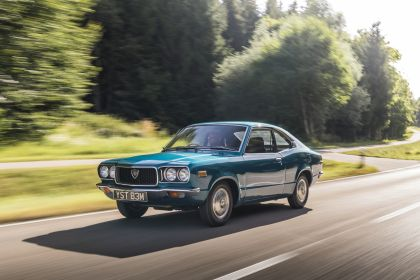 1973 Mazda RX-3 26