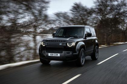 2022 Land Rover Defender 90 V8 4