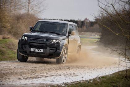 2022 Land Rover Defender 90 V8 8