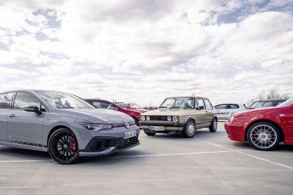 2021 Volkswagen Golf ( VIII ) GTI Clubsport 45 10
