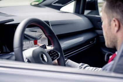 2021 Volkswagen Golf ( VIII ) GTI Clubsport 45 11