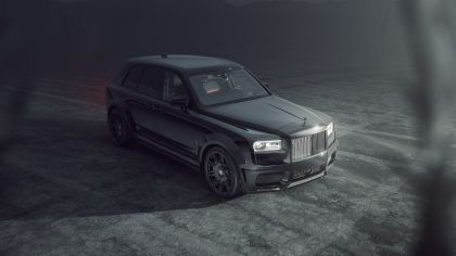 2022 Rolls-Royce Cullinan Black badge by Spofec 5