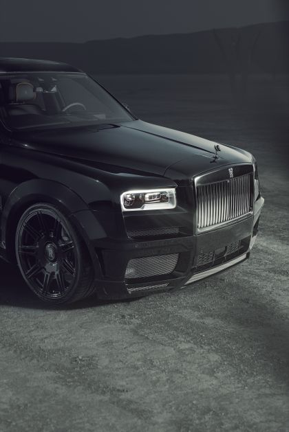 2022 Rolls-Royce Cullinan Black badge by Spofec 9
