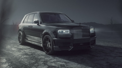 2022 Rolls-Royce Cullinan Black badge by Spofec 8
