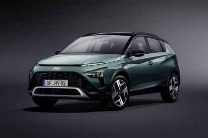 2022 Hyundai Bayon 1