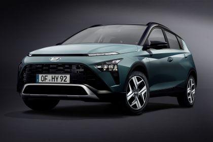2022 Hyundai Bayon 7