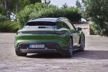 2022 Porsche Taycan Turbo S Cross Turismo 2
