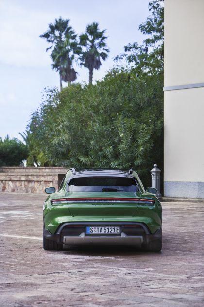 2022 Porsche Taycan Turbo S Cross Turismo 4