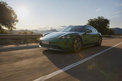 2022 Porsche Taycan Turbo S Cross Turismo 7