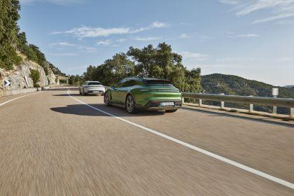2022 Porsche Taycan Turbo S Cross Turismo 14