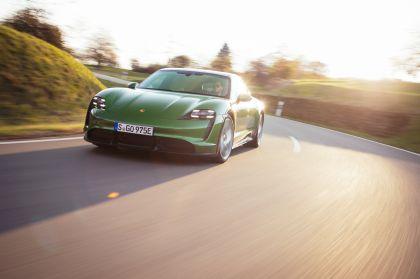 2022 Porsche Taycan Turbo S Cross Turismo 30