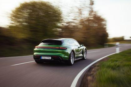 2022 Porsche Taycan Turbo S Cross Turismo 37