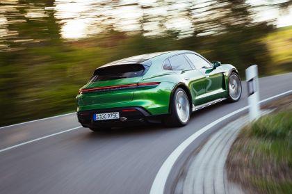 2022 Porsche Taycan Turbo S Cross Turismo 40