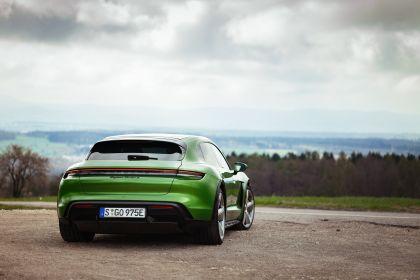 2022 Porsche Taycan Turbo S Cross Turismo 49