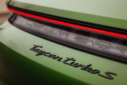 2022 Porsche Taycan Turbo S Cross Turismo 56