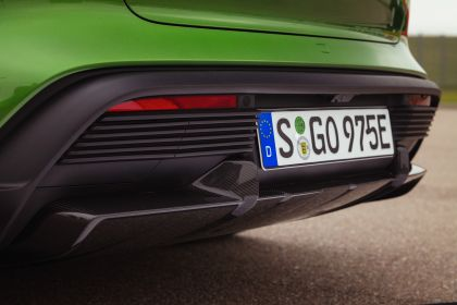 2022 Porsche Taycan Turbo S Cross Turismo 57