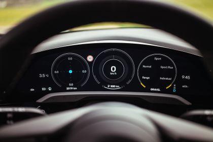 2022 Porsche Taycan Turbo S Cross Turismo 62