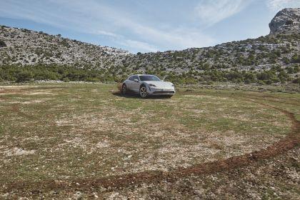 2022 Porsche Taycan 4S Cross Turismo 21