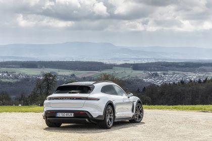 2022 Porsche Taycan 4S Cross Turismo 35