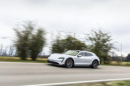 2022 Porsche Taycan 4S Cross Turismo 39