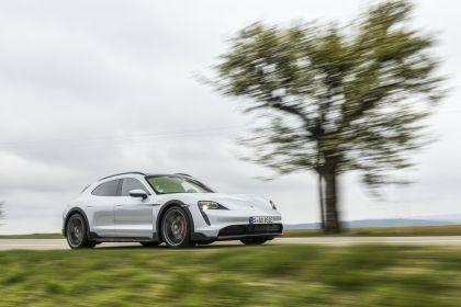 2022 Porsche Taycan 4S Cross Turismo 40