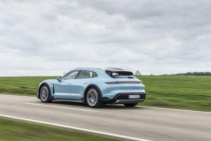 2022 Porsche Taycan 4S Cross Turismo 76