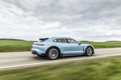 2022 Porsche Taycan 4S Cross Turismo 78