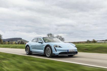 2022 Porsche Taycan 4S Cross Turismo 79