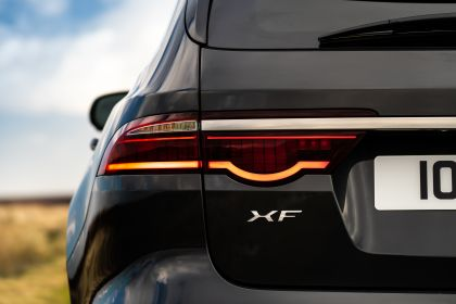 2021 Jaguar XF Sportbrake D200 MHEV SE 20