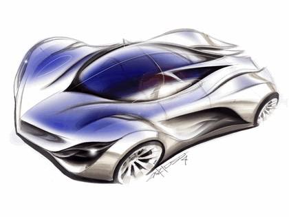 2008 Mazda Furai concept 37