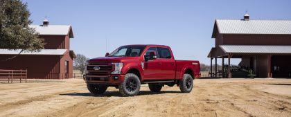2022 Ford F-Series Super Duty Lariat Tremor 3