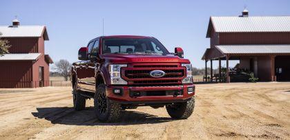 2022 Ford F-Series Super Duty Lariat Tremor 4