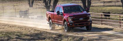 2022 Ford F-Series Super Duty Lariat Tremor 5
